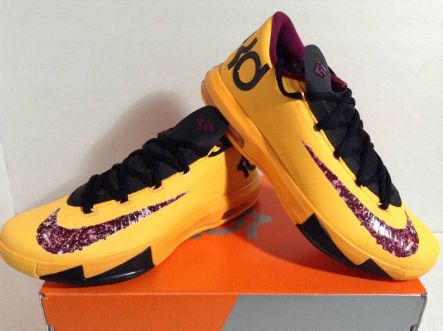 c4d80e8d3f8 KD VI 6 PB amp J quot PEANUT BUTTER AND JELLY quot GS NEW SZs 3
