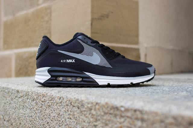 air max lunar black