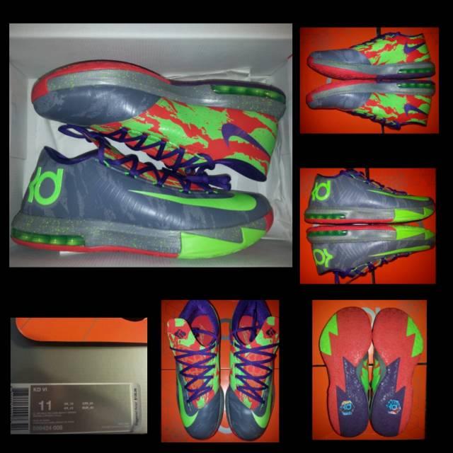 7284a48ec59 Nike KD VI