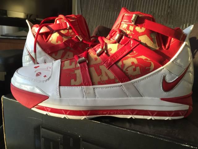 3e80bdb1077 Nike Zoom Lebron 3 (III) – All-Star Edition