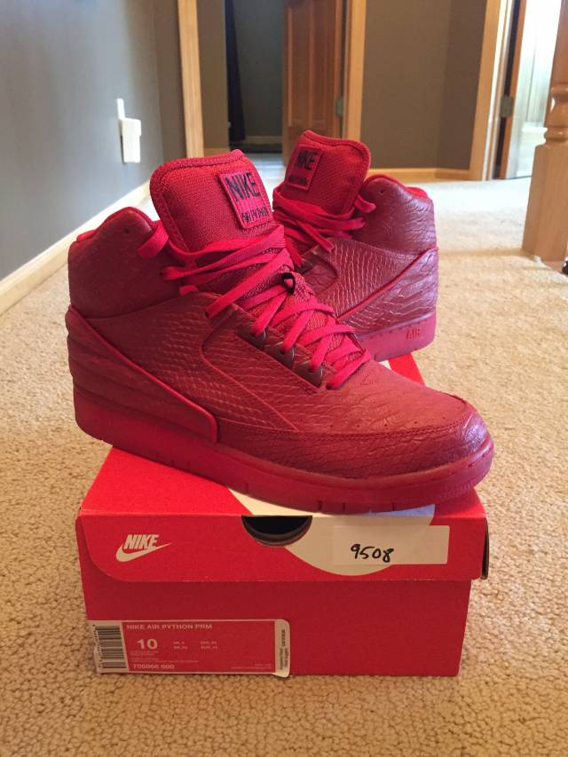 Nike Air Python Gym Red  a2b9a6d046
