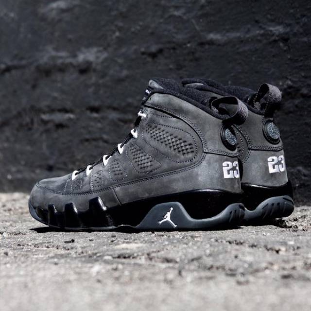 3498a3540c40 AIR JORDAN 9 RETRO  ANTHRACITE