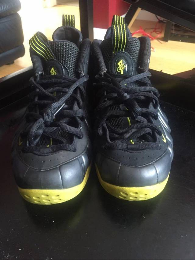 Nike Air Foamposite One Northern Lights Tag ...