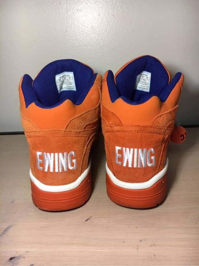 detailed look 9402d 0c41d white blue and orange adidas patrick ewing Details about adidas Neo Womens Cloudfoam  Xpression Casual Sneaker.