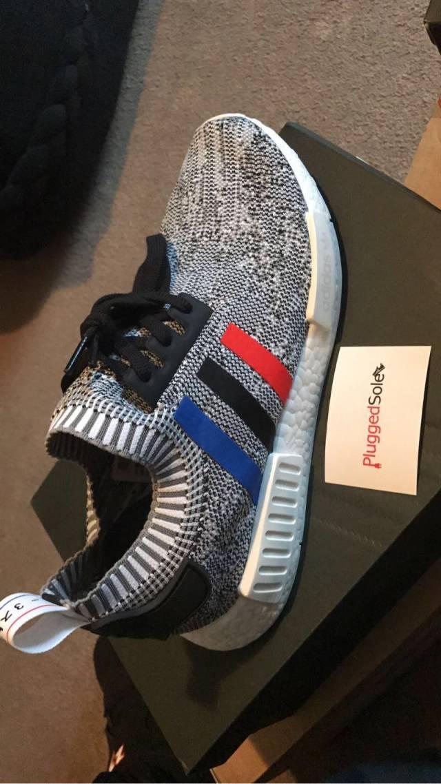 Adidas tricolore nmd tricolore Adidas taglia 11 kixify mercato 04659c