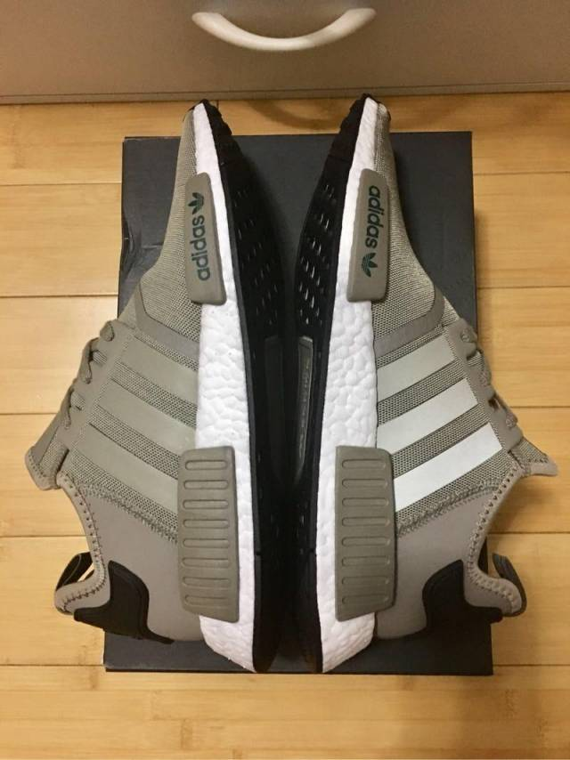 15bf9020e727e Adidas NMD R 1 Trace Cargo Trail Green Olive Men Size 9-11US ...