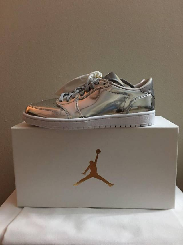 famous brand huge sale buy good where can i buy jordan 1 low silver 9d7a4 5d130