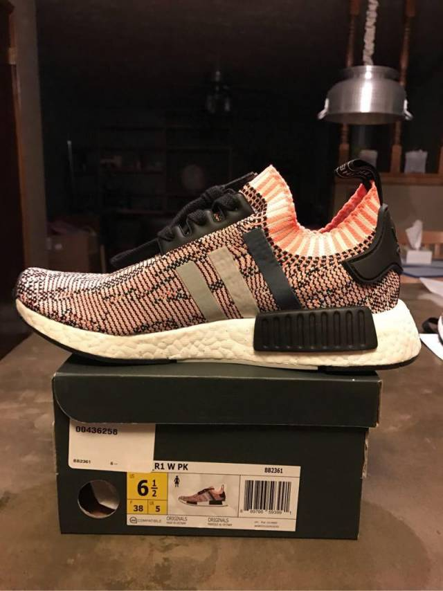 BUY Cheap Adidas WMNS NMD R1 Raw Pink