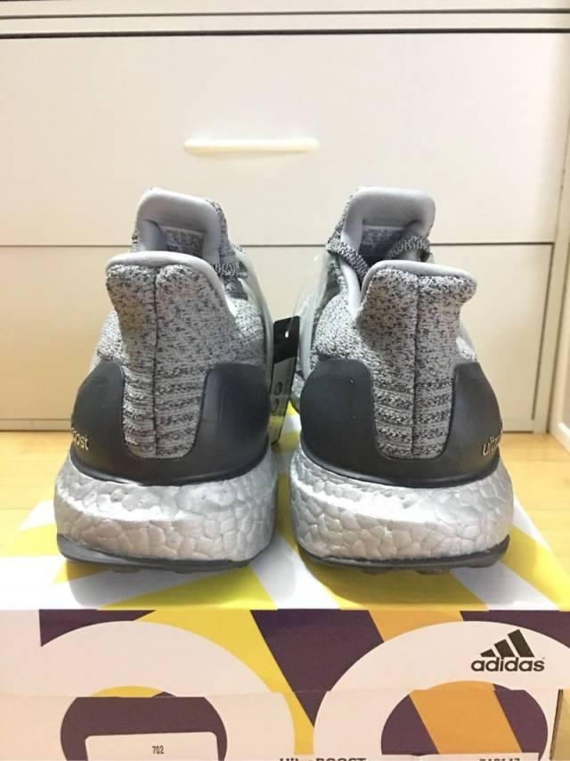 Adidas Ultraboost 3 0 Super Bowl Silver Solid Grey9 Amp 10 5us