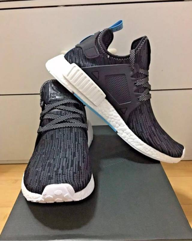 finest selection d4000 2caa1 Adidas Nmd Xr1 - Black