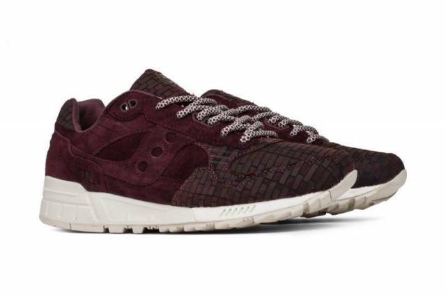 the best attitude bdb72 d382b Saucony Shadow 5000 Bricks Size 13