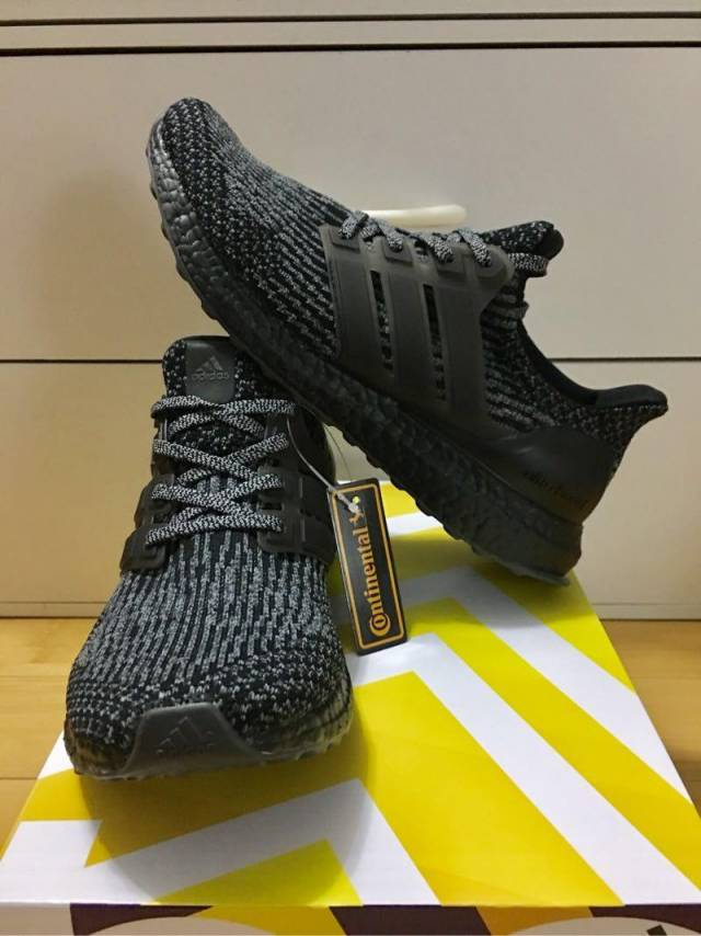Adidas Ultra Boost 3.0 Primeknit Black Mens Size: US 9.5 \\ u0026 10