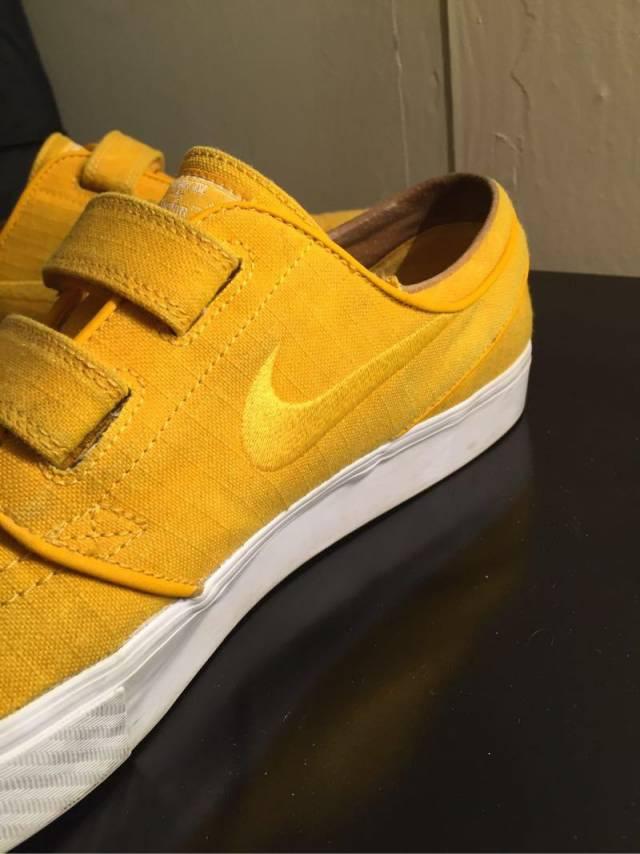 Nike sb stefan janoski strap qs men's size 12