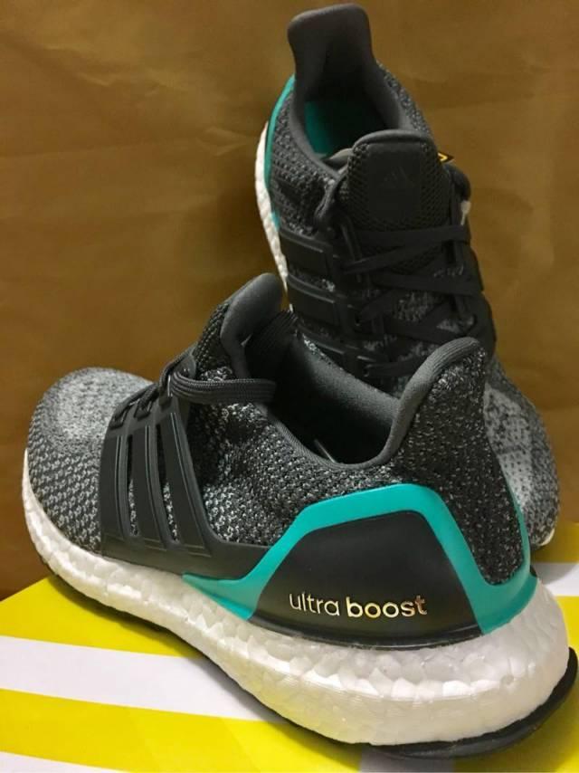 Adidas Ultra Boost PK Grey Shock Mint