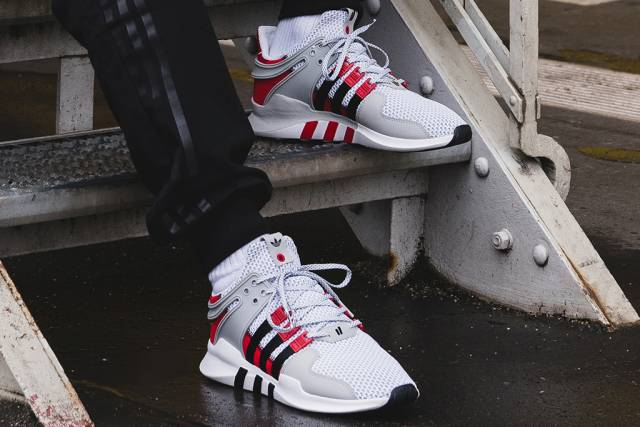 super cute 426d4 7712a Overkill x adidas EQT Support ADV
