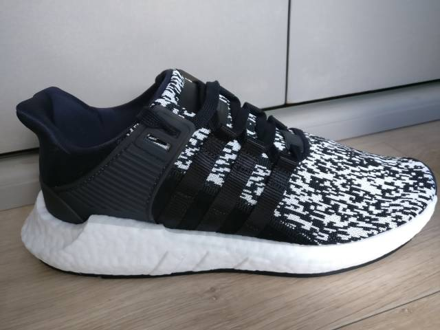 Adidas EQT Support 93/17 Milled Leather Size 8.5 BB1236