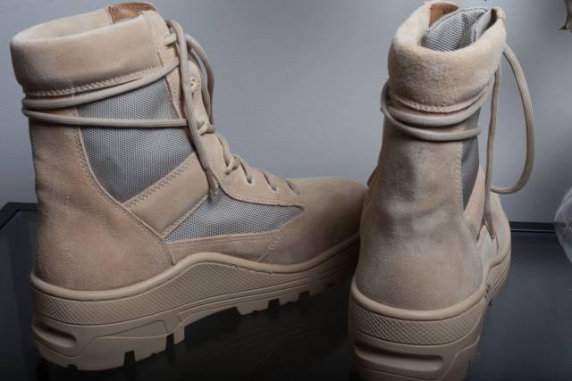 2eb7cf62d Yeezy season 4 combat boots