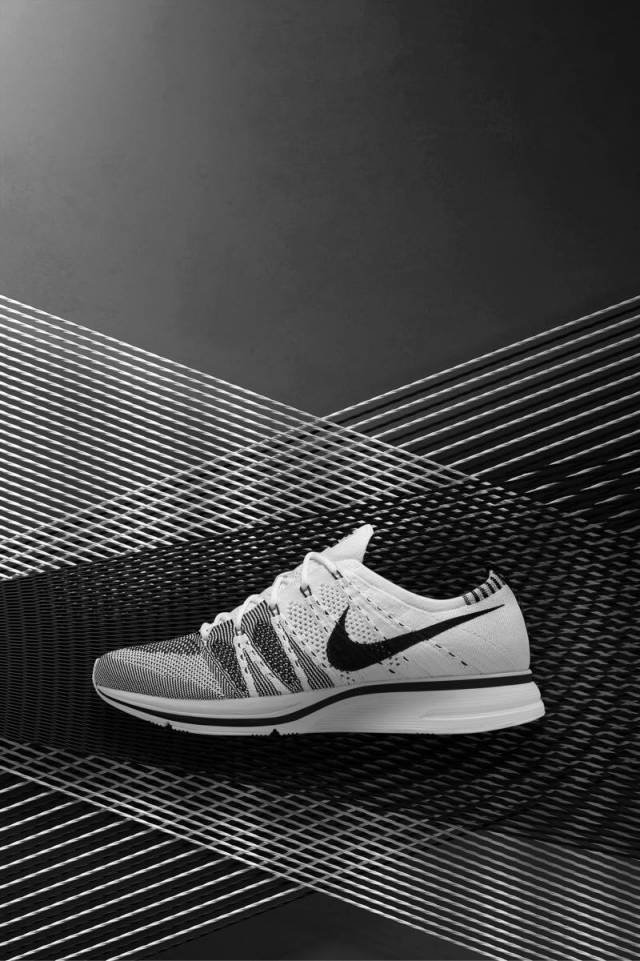 wholesale dealer 91405 650f6 Nike flyknit trainer whiteblack