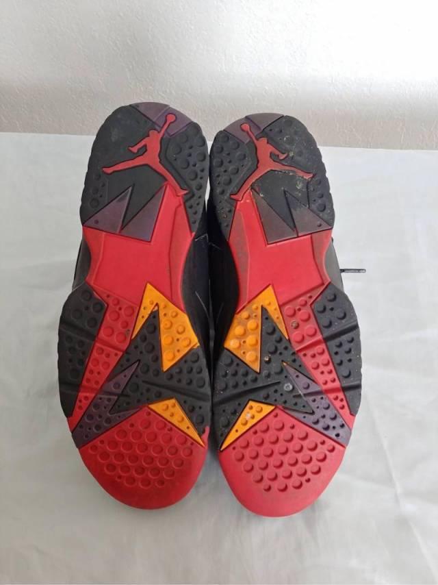 5a49b736512a10 Air Jordan Retro 7 - Raptor - Sz 12 - 2012 Release