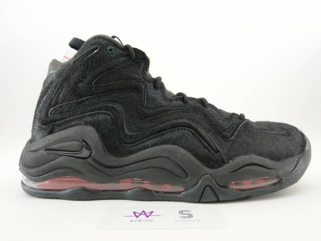 d473f0fa88a KITH X AIR PIPPEN 1 BLACK PONY SZ 10 Black AH1070-001 NEWDS