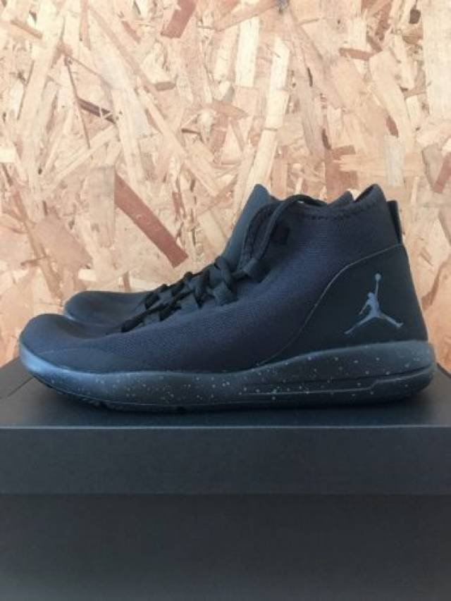 cheap for discount 5303e a9e1d NIKE AIR JORDAN REVEAL BLACK ANTHRACITE INFRARED 23 SIZE 9.5 NEW WITH BOX BO