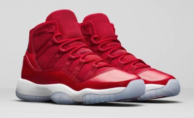 Air Jordan 11 Retro Gym Red \