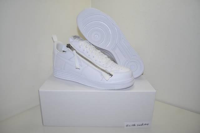 Nike Air Force 1 X Acronym Af100 White Size 9.5 Us 9 Uk