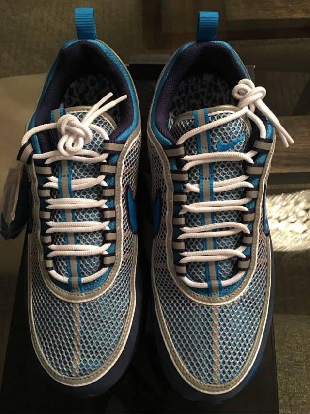 check out 1ad05 c3597 Nike X Stash Air Zoom Spiridon 16