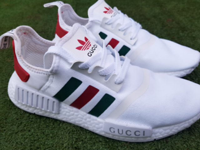 adidas nmd by gucci