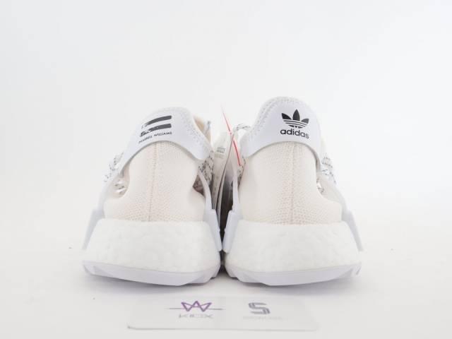 new arrival 1cfd9 f2ecf Pharrell X Adidas Nmd Hu Holi Blank Canvas