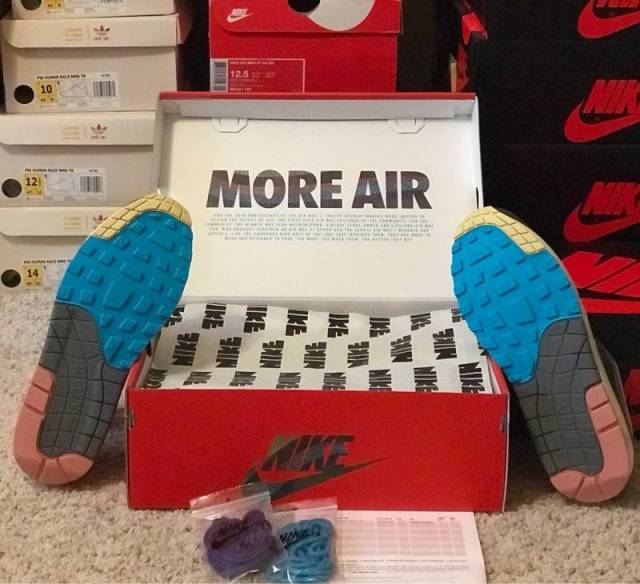 35af2a32321bb DS size 14 Nike Air Max 1/97 x Sean Wotherspoon | Kixify Marketplace