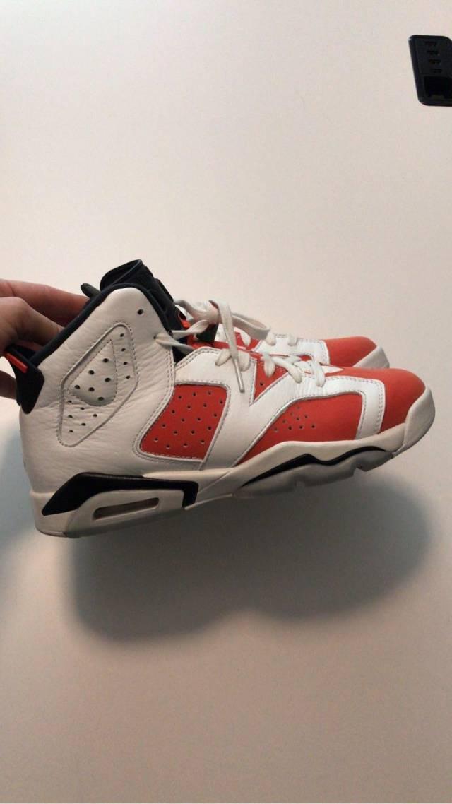 new concept ef268 e8f61 Air Jordan 6 Gatorade