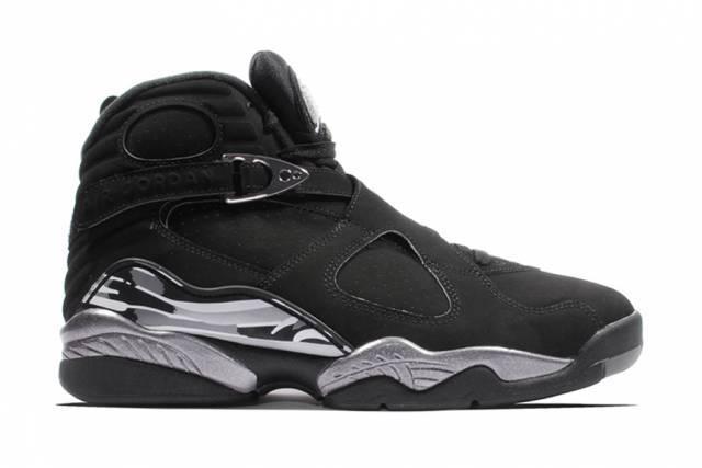 Nike Air Jordan 8 Retro Chrome 305381-003