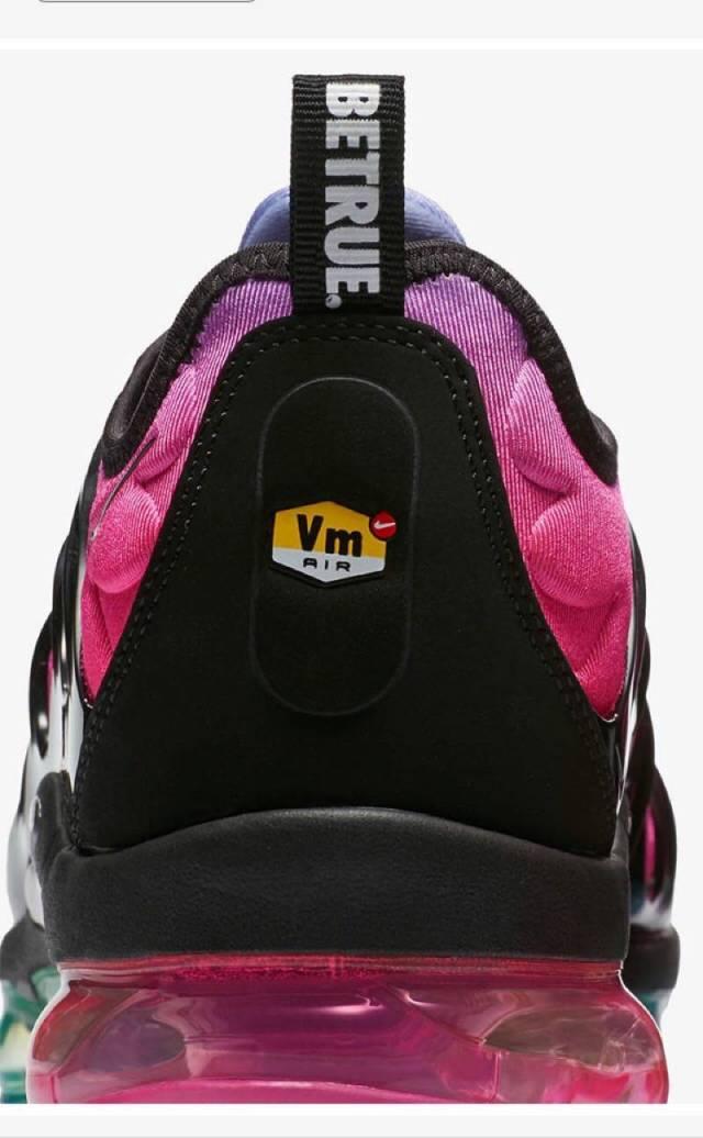 watch 45f4f ec065 Nike Air Vapormax Plus Be True