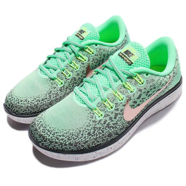 e20824d732045 ... switzerland wmns nike free rn distance shield water repellent green  women shoes 849661 300 0a581 aaa94 ...