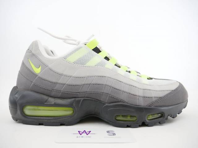 finest selection 2febe fb98e AIR MAX 95 OG GREEDY SZ 10.5 Multi 810374-078