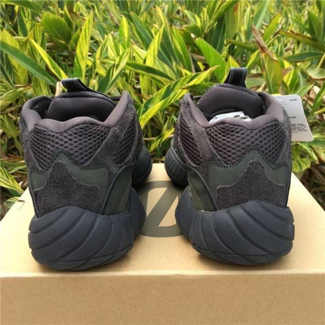 size 40 4c9c6 a13f9 yeezy 500 black