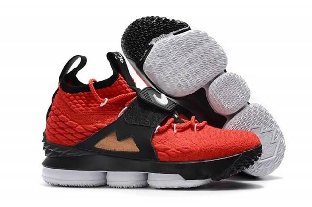 ad3dbf41bb67 Nike Lebron 15 Lebron Watch Red Diamon Turf