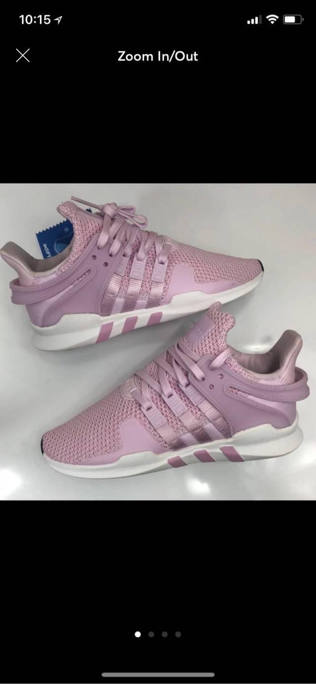 official photos b862e 42e43 Kids Adidas Eqt Adv Support Size 3