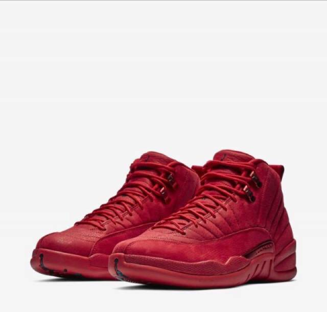 f108ee4aff1e54 Air Jordan 12 Retro Bulls Gym Red (men s) Size 7-15