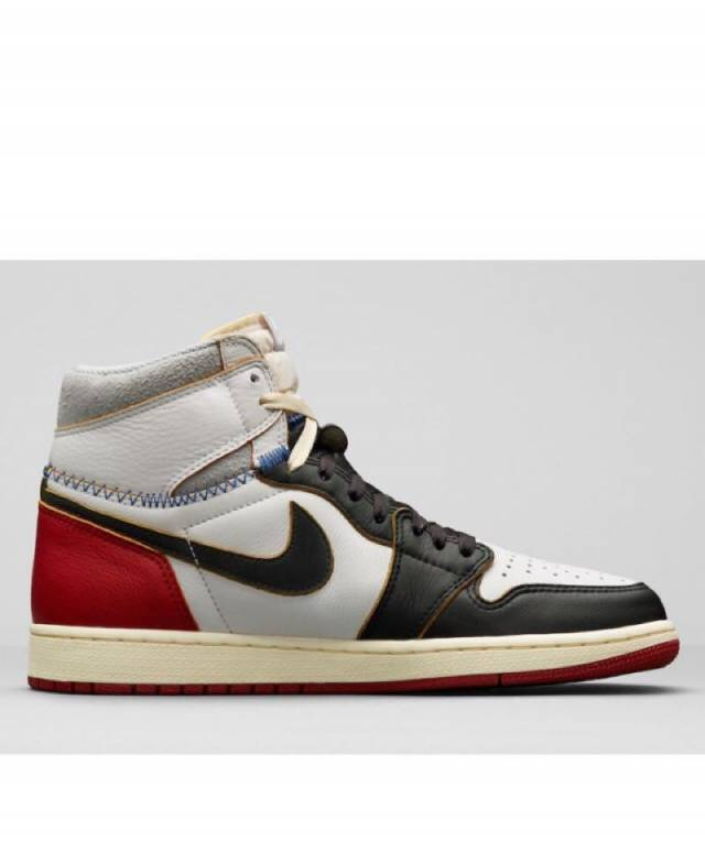 size 40 b1779 a4363 Union X Air Jordan 1 Retro High Og Nrg Varsity Red