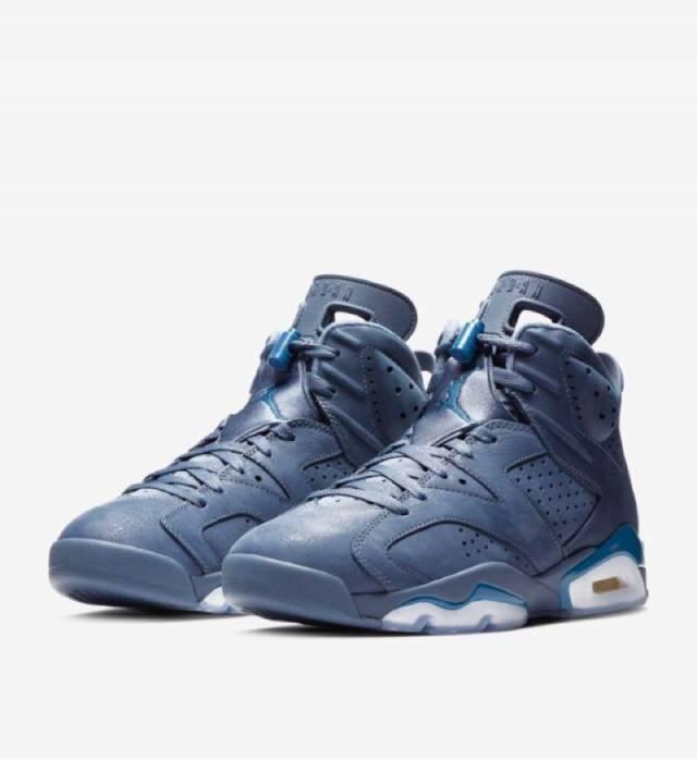 Air Jordan 6 Retro Diffused Blue Jimmy