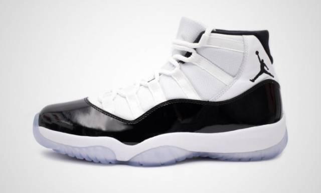 dab30a9df6ff Nike Air Jordan Retro 11 Concord Sneaker AJ Retro 11