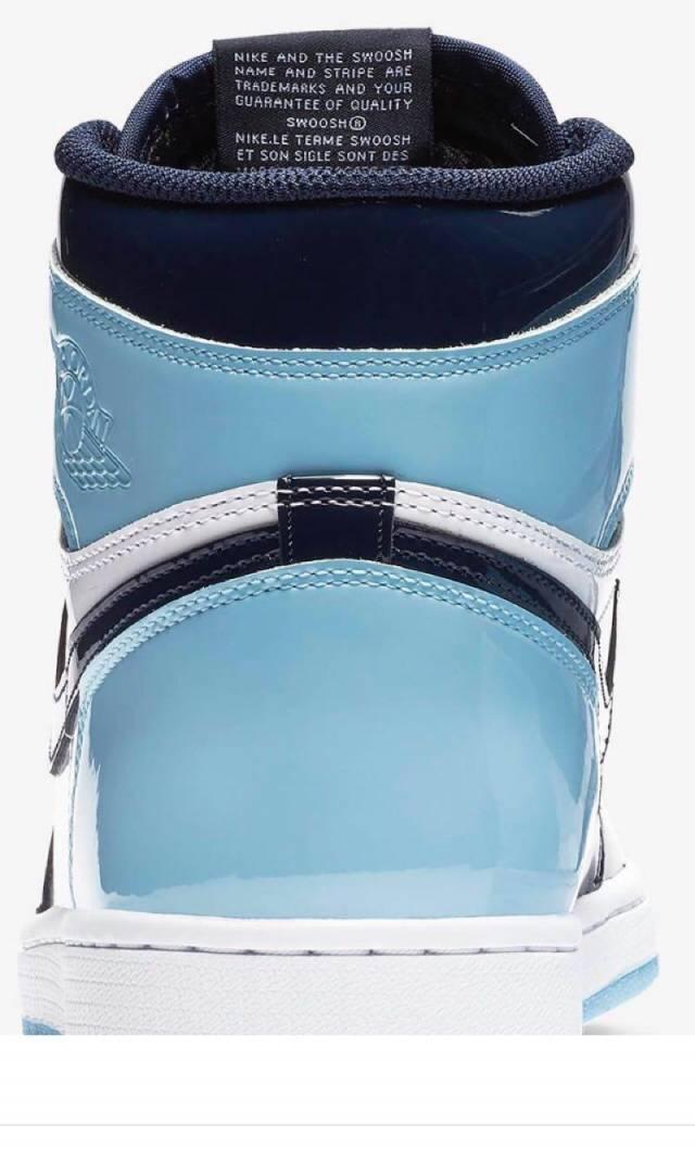 air jordan 1 bleu chill