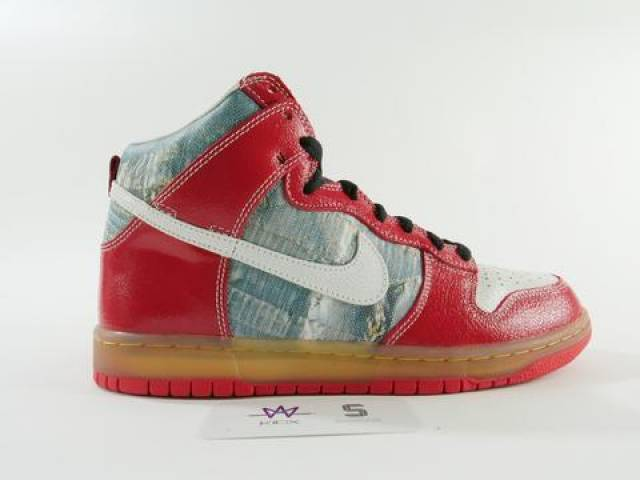 best sneakers 697e1 1f98c Nike Dunk High Premium Sb