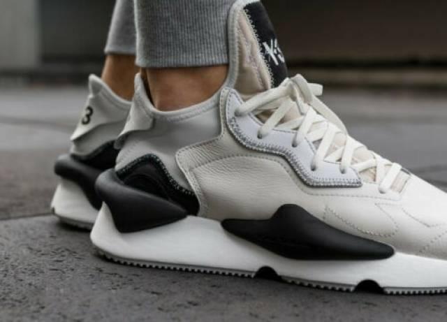 adidas y3 kaiwa white off 51% - www