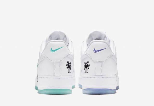 Nike Air Force 1 Earth Steve Harrington
