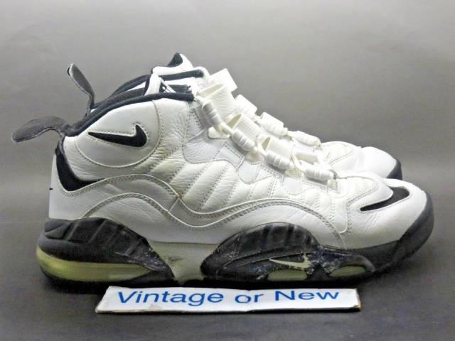 VTG Nike Air Max Senation White Black
