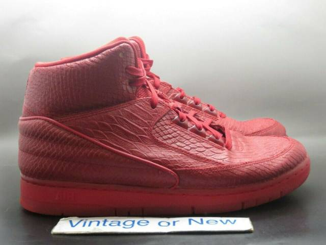 Nike Air Python PRM Red October Gym Red