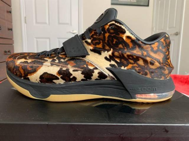new product 45804 a6045 Nike Kd 7 Ext